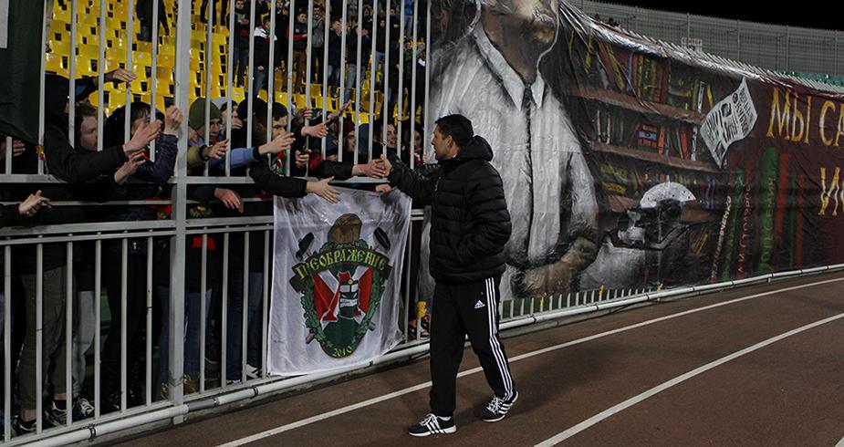 Черевченко: Игра была за шесть очков
