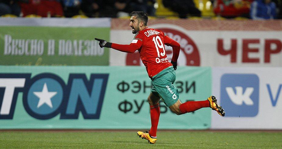 Samedov: My teammates help me score