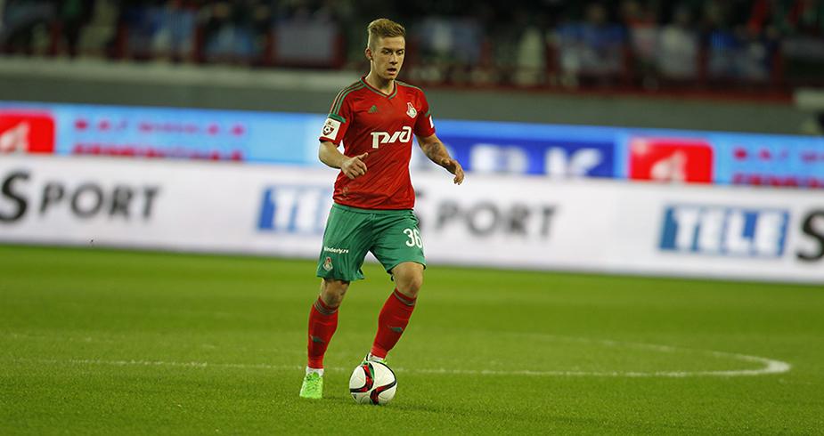 Баринов забил за сборную России