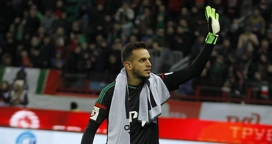 Гилерме дебютировал за сборную России