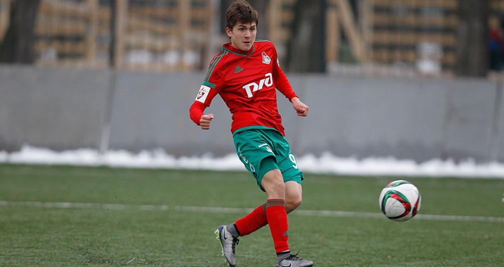 Махатадзе и Галанин сыграли за сборную