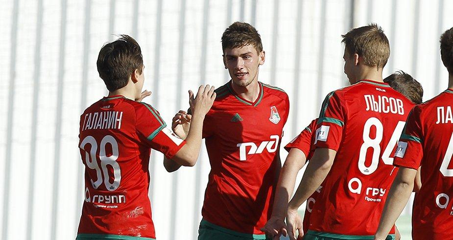 Галанин и Махатадзе забили по голу за сборную