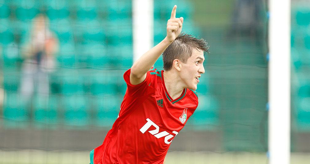 Галанин и Махатадзе сыграли за сборную