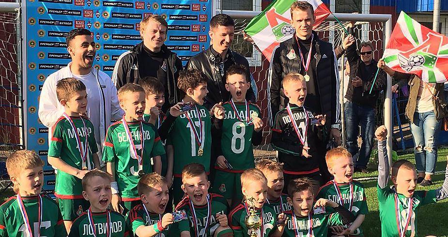 «Локо-2008» выиграл турнир Алдонина