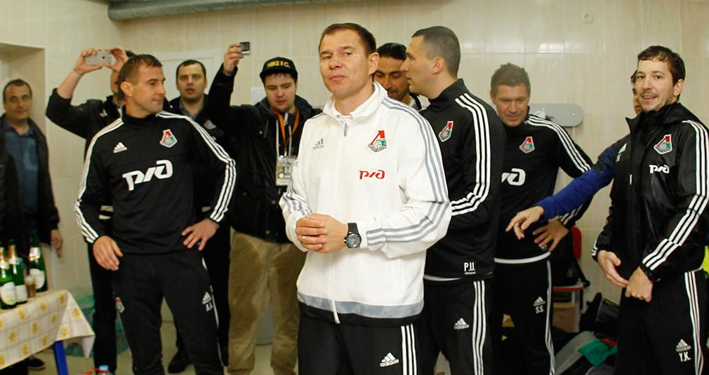 Денис Клюев: У всех ребят большое будущее