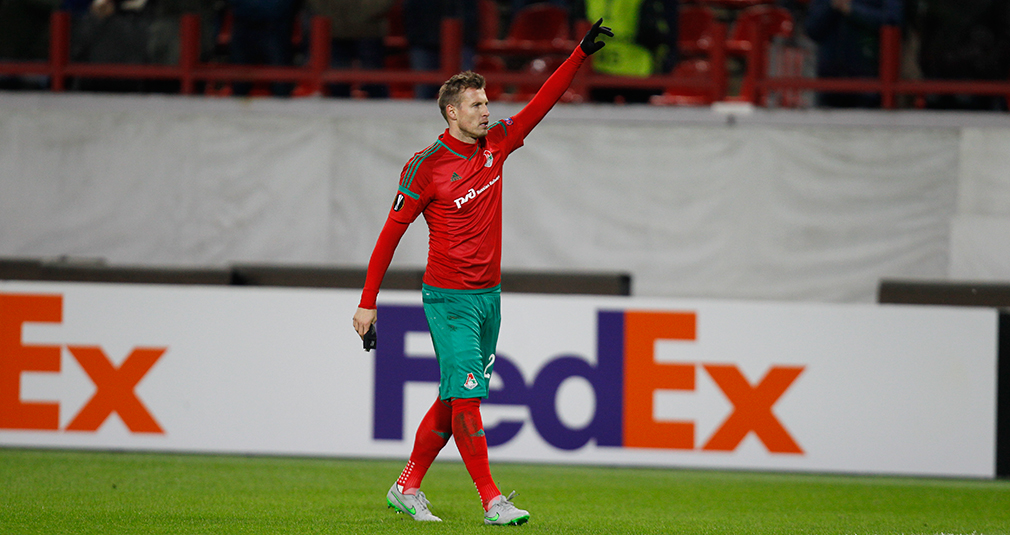 Ян Дюрица покидает «Локомотив»