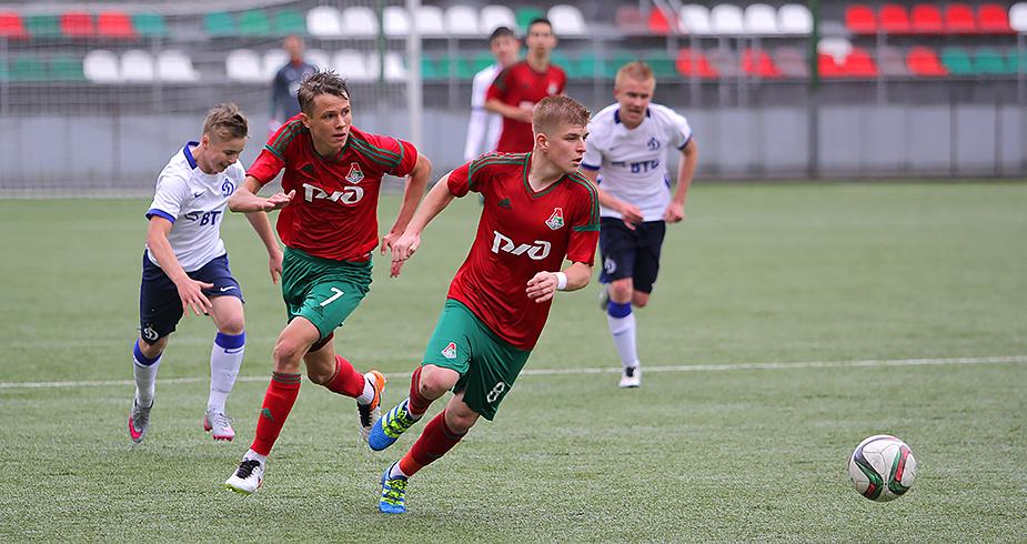 Успех в матчах с «Динамо»