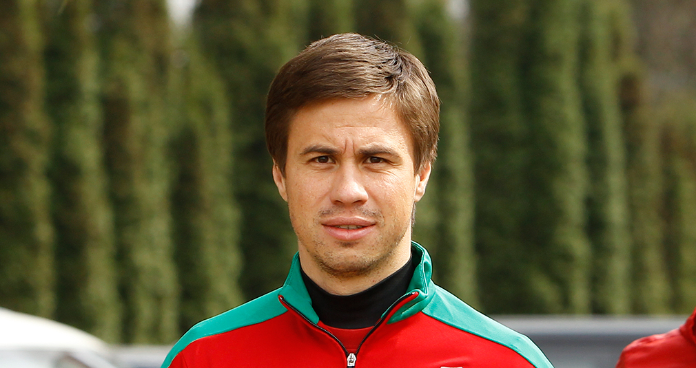 Sheshukov Leaves Lokomotiv