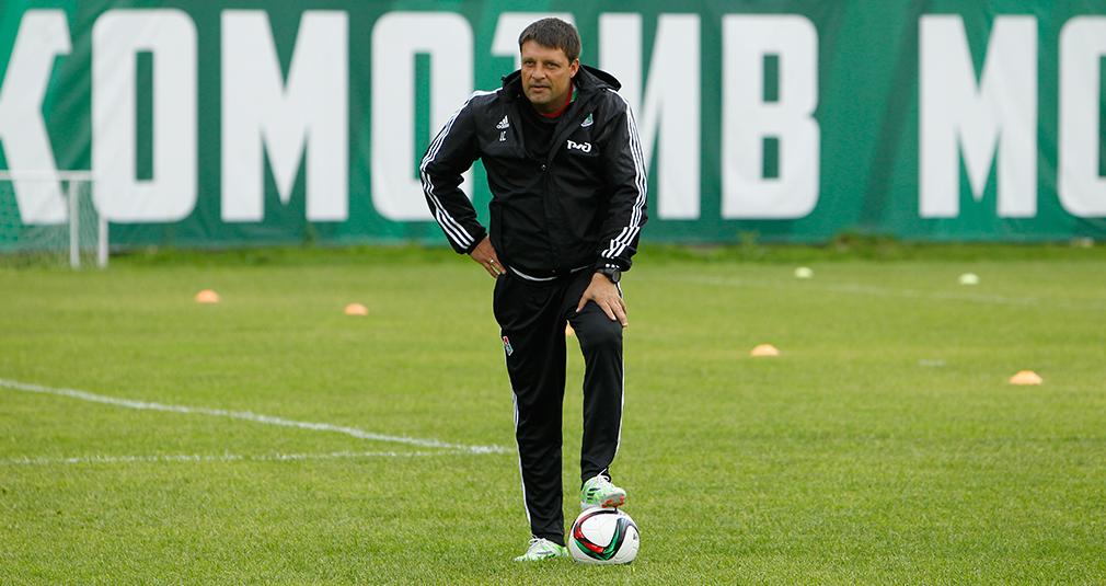 Черевченко: Команда выйдет из отпуска 15 июня