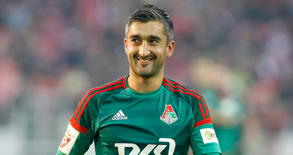 Alexander Samedov - Player of the Season