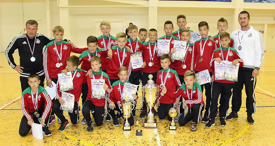 «Локомотив»-2004 - чемпион!