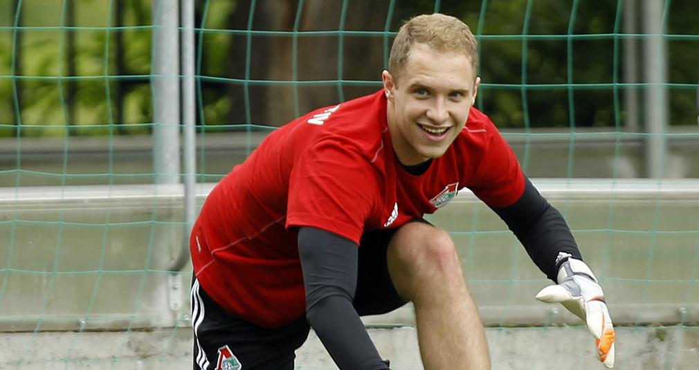 Miroslav Lobantsev: Glad to be back home!