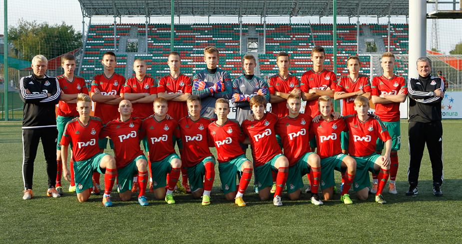 «Локомотив» занял первое место в группе