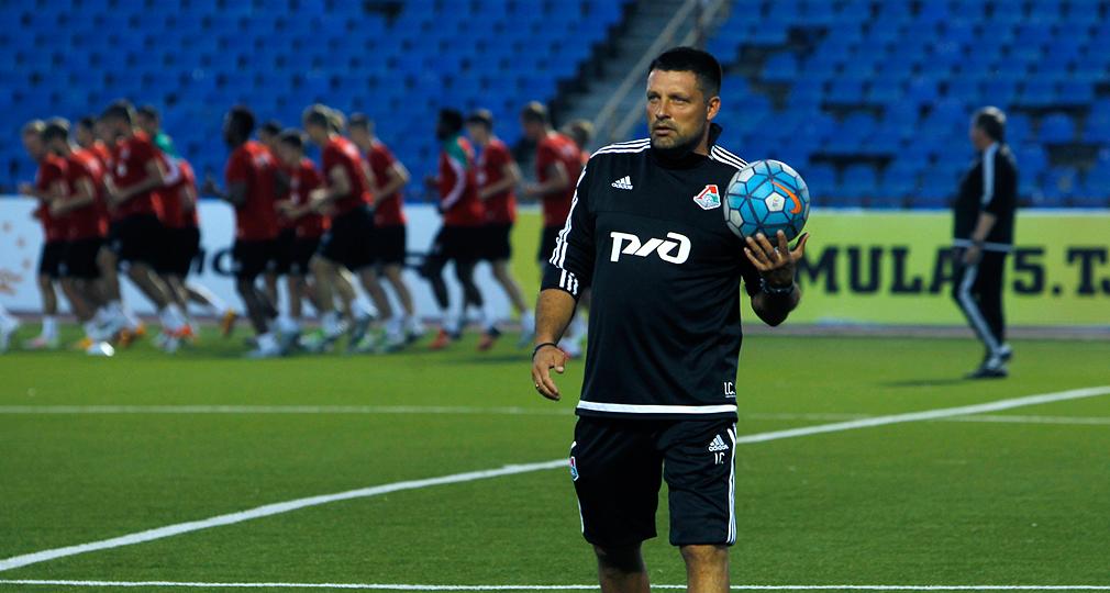Черевченко: Предстоящий матч — настоящий футбольный праздник