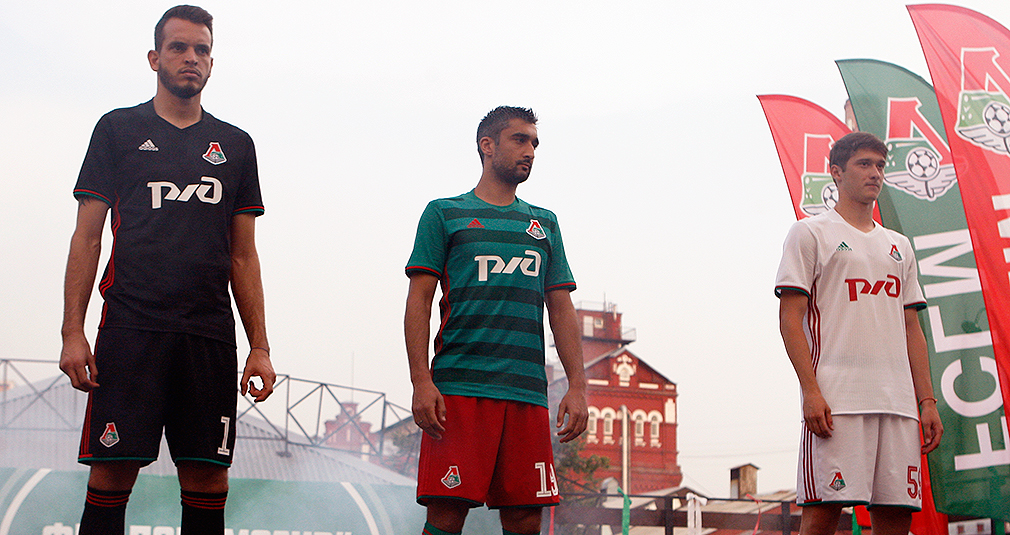 Lokomotiv Kit That Looks Great