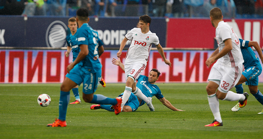 Draw with Zenit