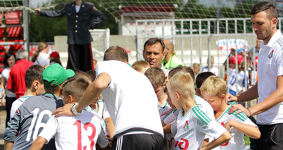 Первые матчи «Локобола-2016»