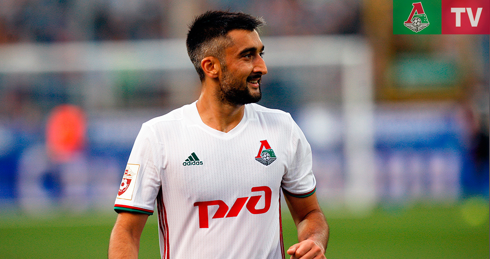 Aleksander Samedov: We wanted more