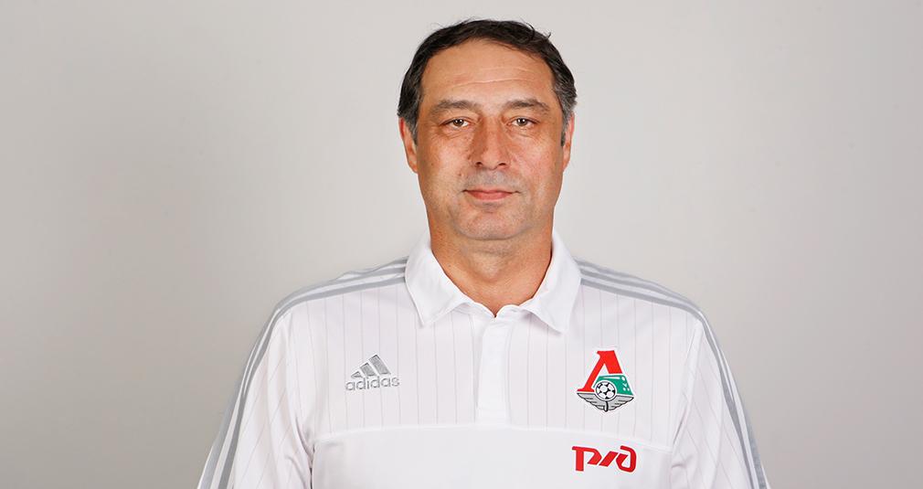 Заур Хапов вернулся в «Локомотив»