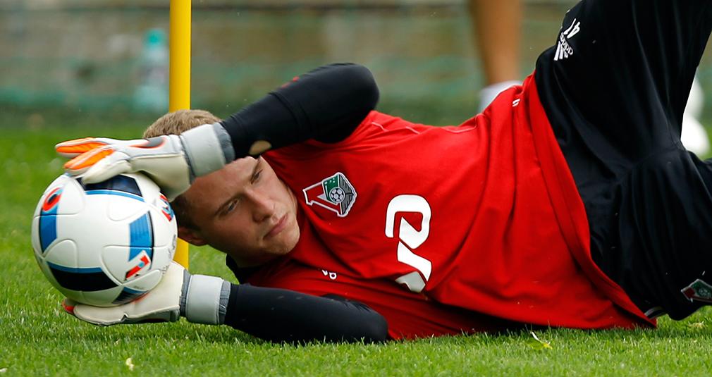 Лобанцев и Баринов - в молодежной сборной