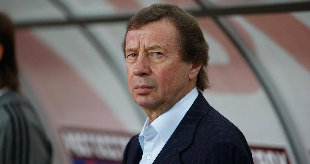 Юрий Сёмин - главный тренер «Локомотива»