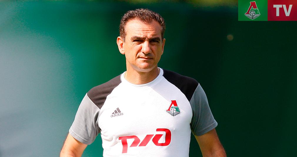 Оганесян: «Краснодар» играет в комбинационный футбол