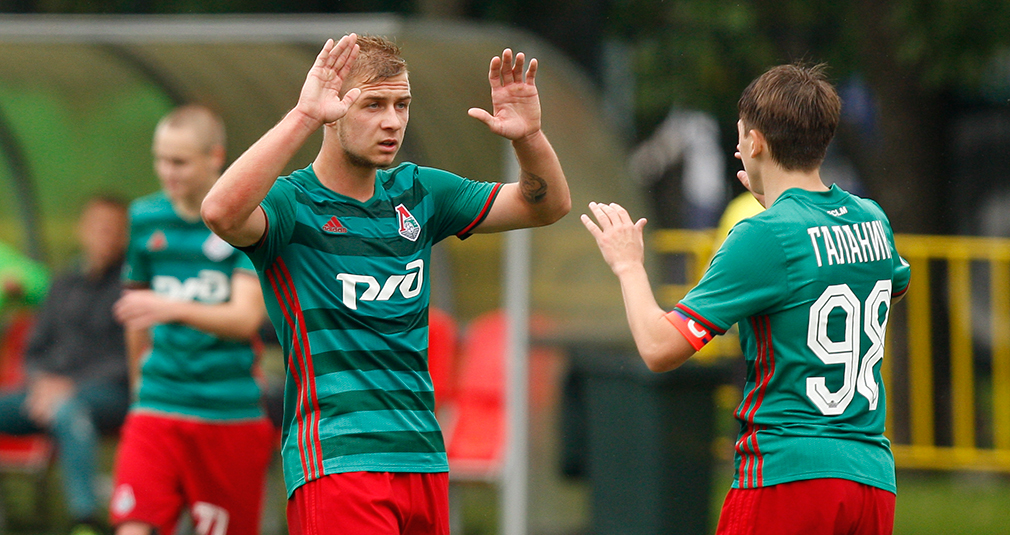 Our Youth Team Beat Ufa