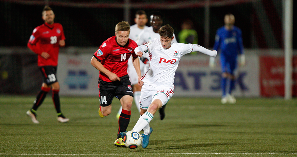 Miranchuk: We are serious about the Cup