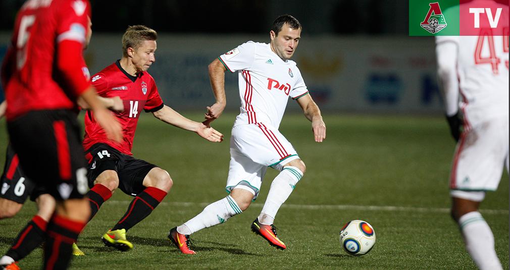 Алан Касаев: Во втором тайме заиграли агрессивнее