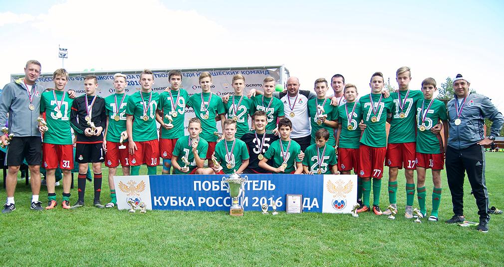 «Мы – «Локомотив», для нас есть только первое место»
