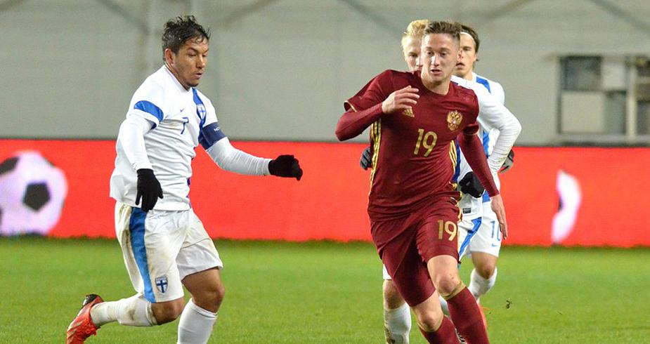 Миранчук дебютировал за молодежную сборную