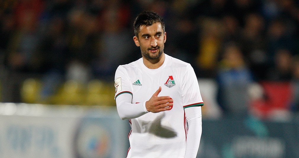 Samedov: We did not gel in attack