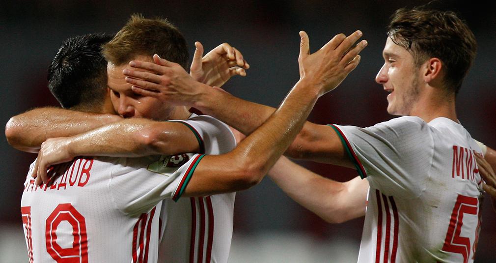 Три футболиста «Локо» - в сборной России