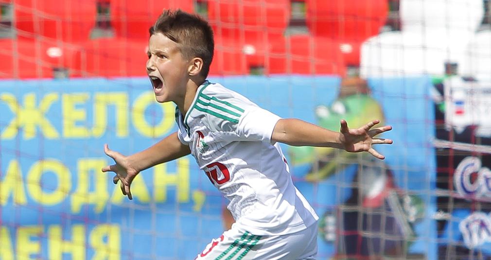 «Локомотив-2005» сыграет на Loko Cup