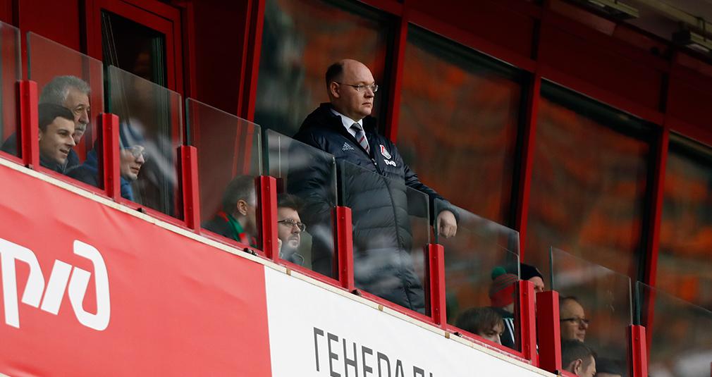 Gerkus: Lokomotiv are finding their play