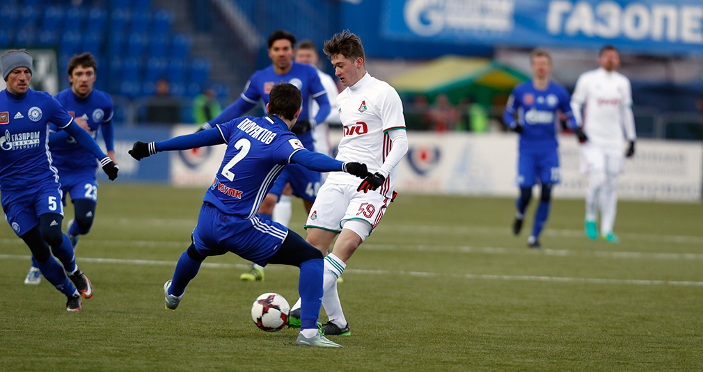 Miranchuk: Failed to secure the score