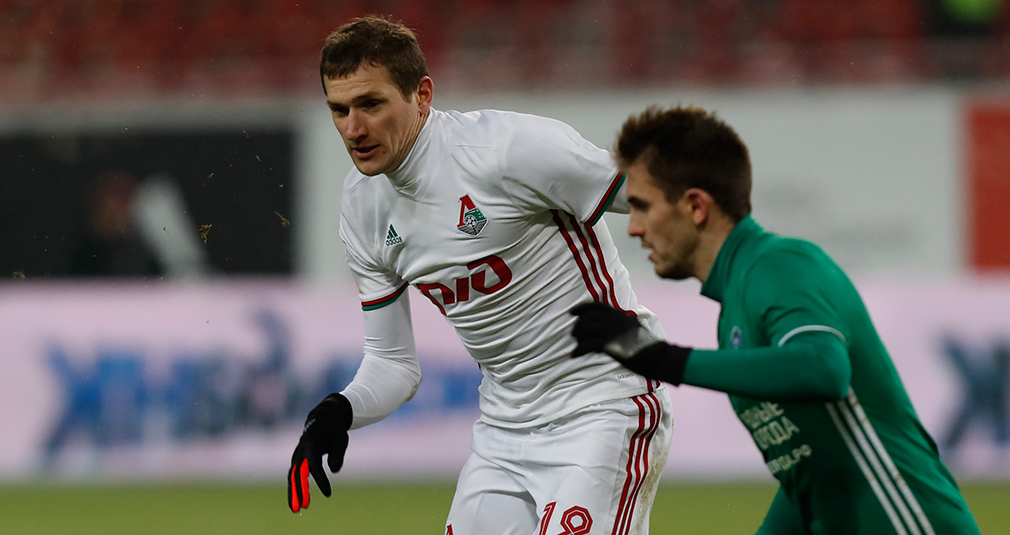 Kolomeytsev: The first goal was the crucial point