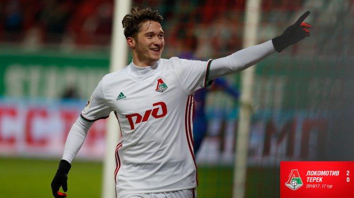 «Локомотив» - «Терек» - 2:0