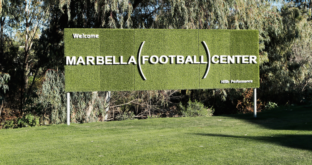 Футбольный ли регион Марбелья?