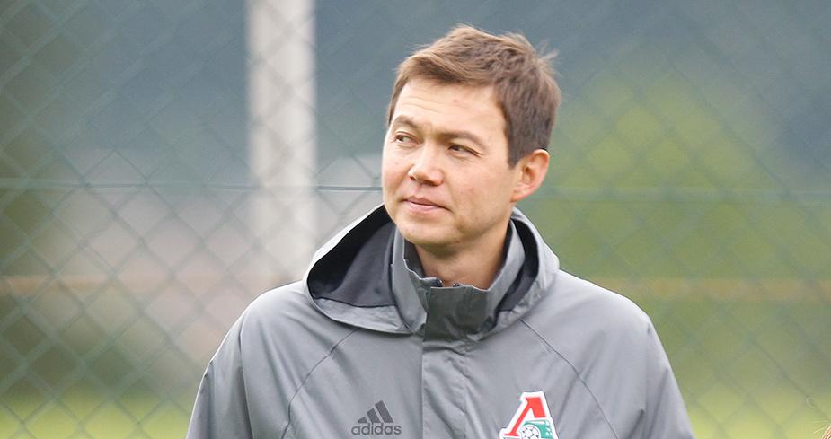 Сергей Хайкин: Всегда готовы помочь сборной