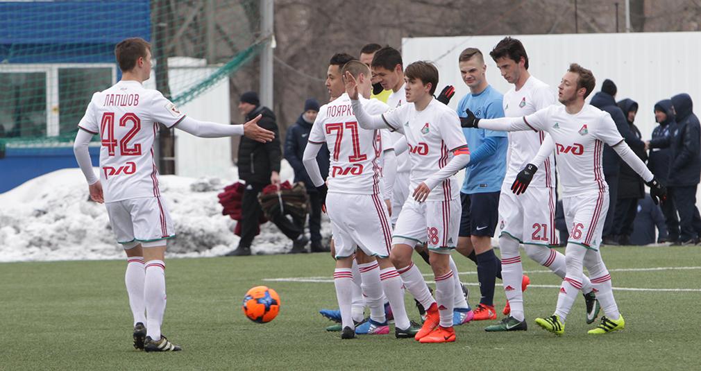 «Молодежка» забила семь мячей «Крыльям»