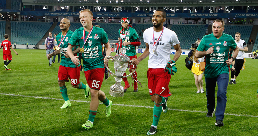 Maicon: I want to write history with Lokomotiv