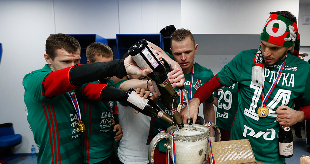 Tarasov: Congratulations to all the fans!