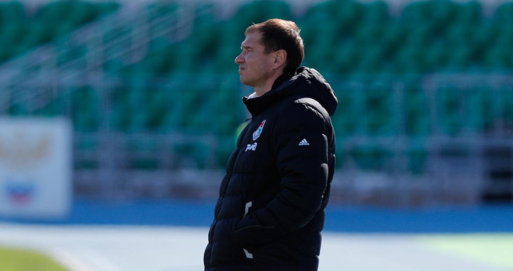 Клюев: В оставшихся матчах нужно проявить характер