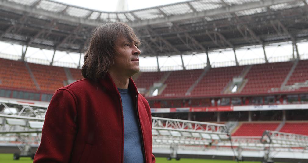 Дмитрий Лоськов: Жду всех на стадионе!