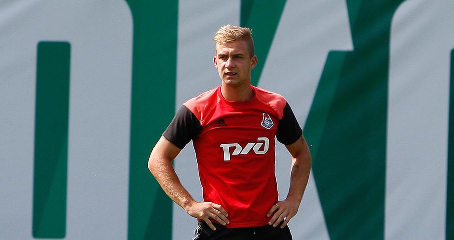 Баринов забил за молодежную сборную России