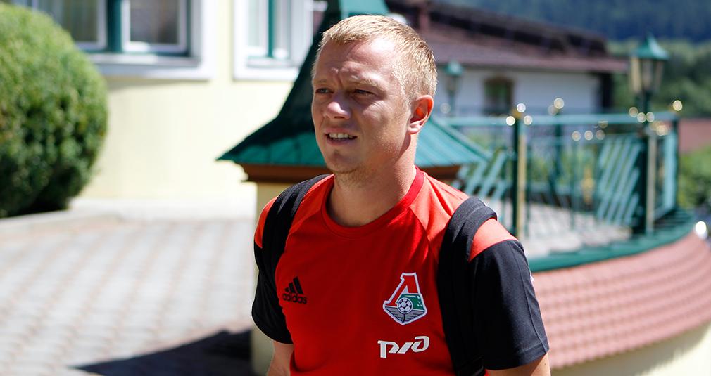 Ренат Янбаев покидает «Локомотив»