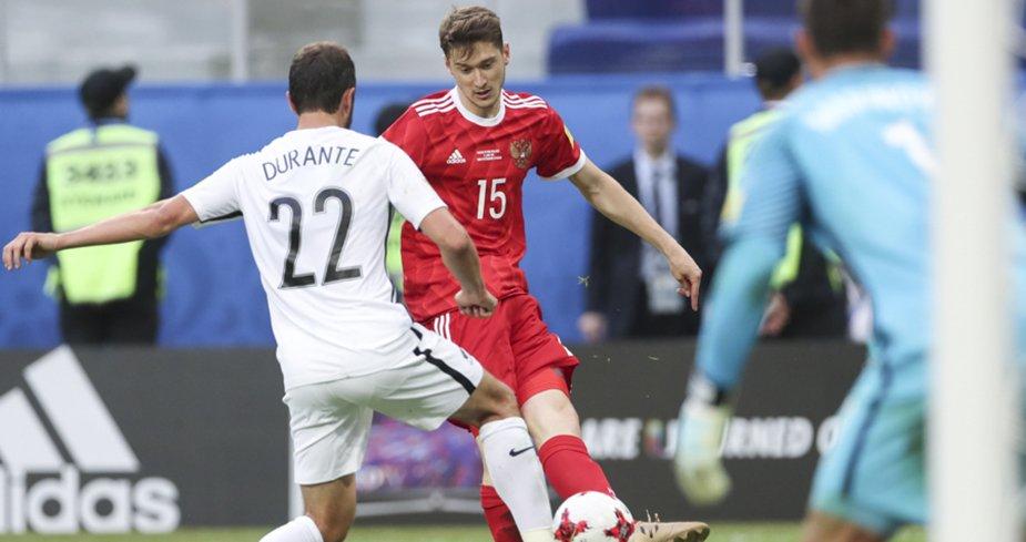 Тарасов и Миранчук сыграли за сборную России