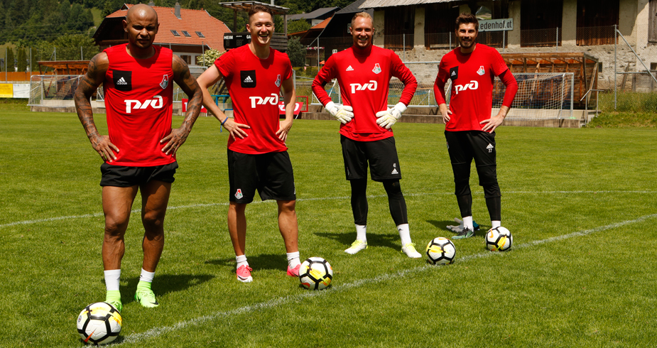 #CrossbarChallenge: Lokomotiv FC