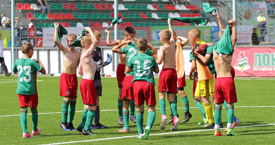 «Локомотив» в финале!